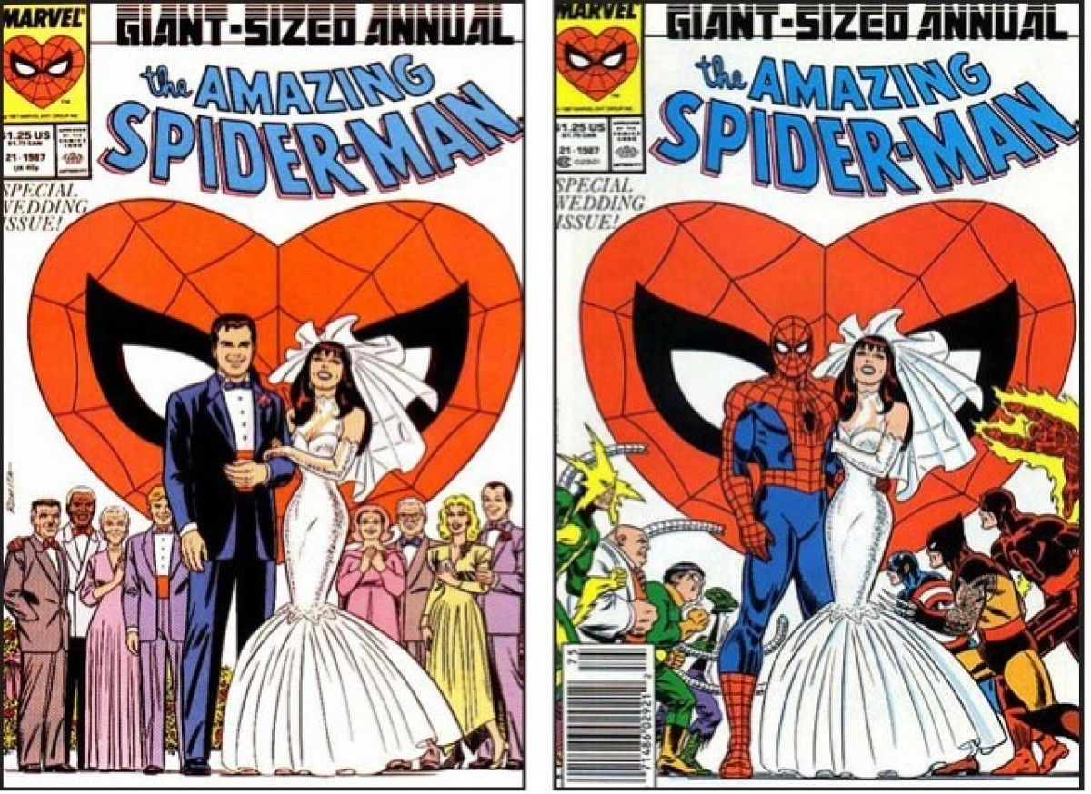 Til Death (Or Superpowers) Do Us Part: Top 8 Comic Book Weddings ...