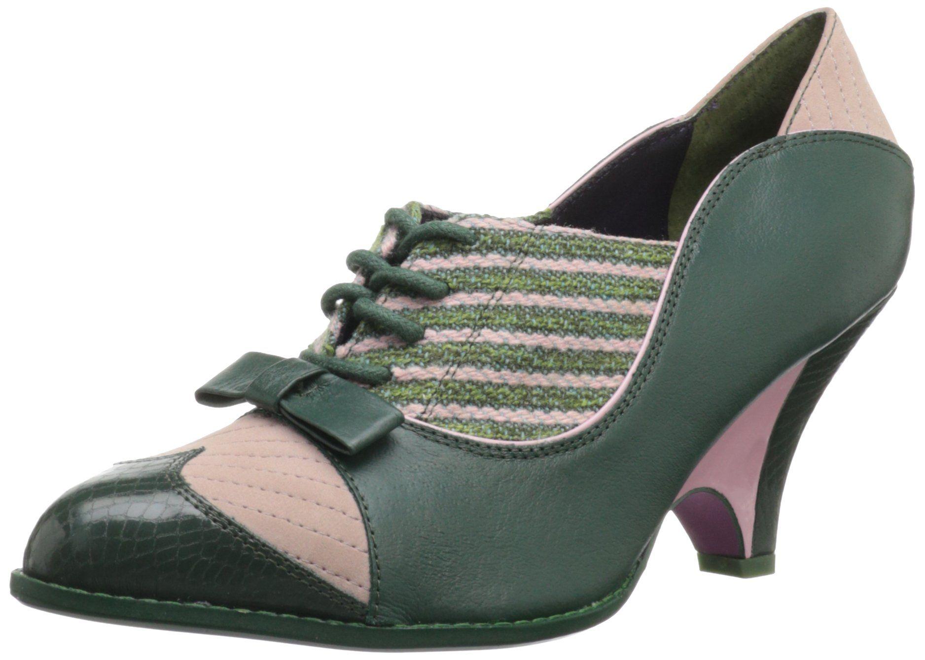 Heels for dark green dress  Poetic Licence Womenus Force Of Beauty Dress PumpDark Green M US