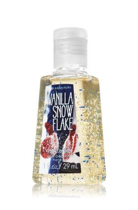 Vanilla Snowflake Pocketbac Bath And Body Works Love Pocketbac