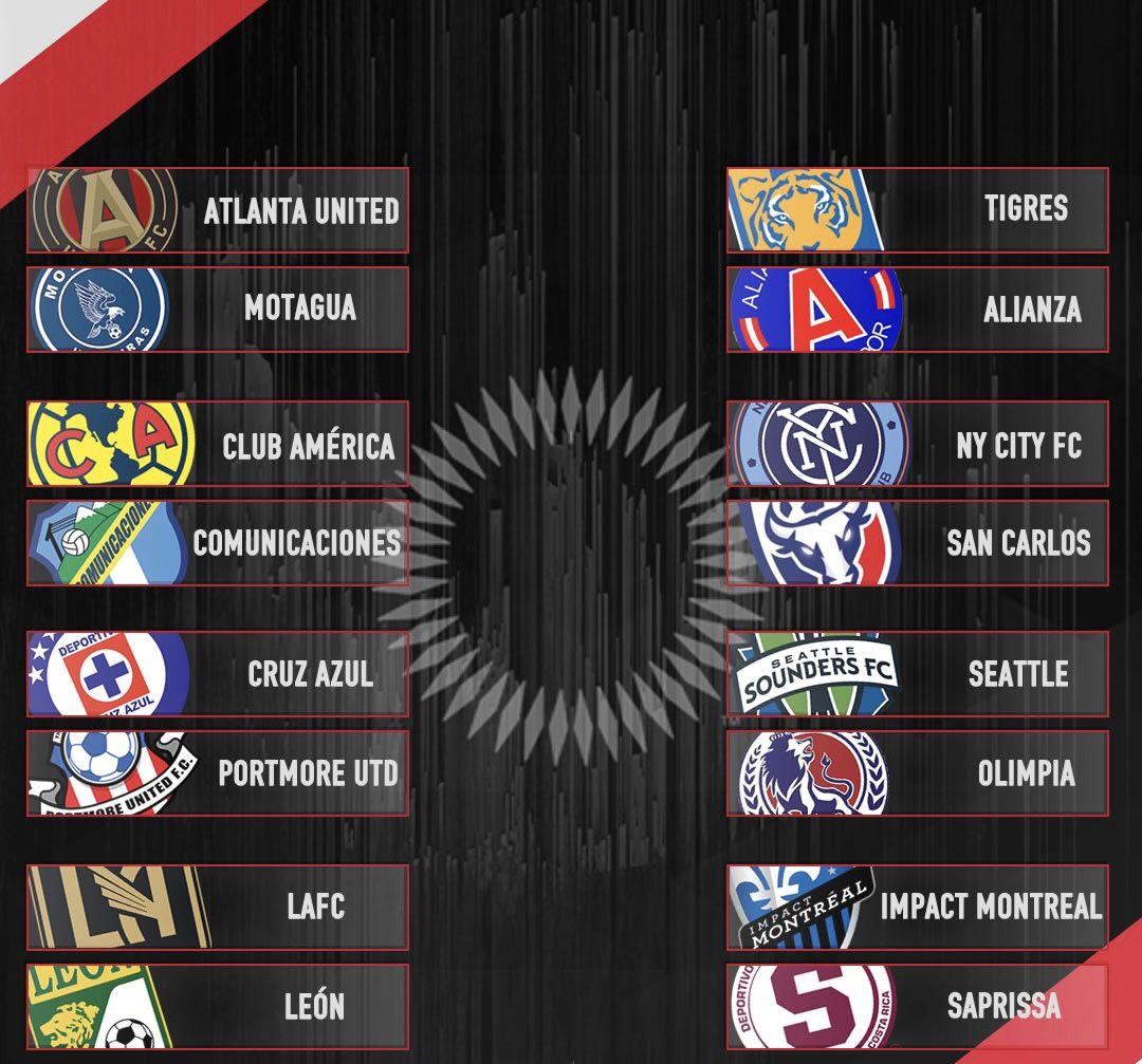 concacaf championship 20192020 (avec images)
