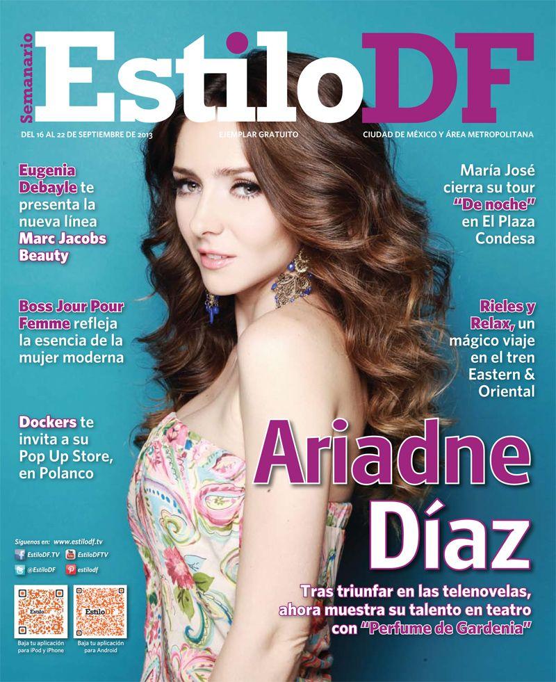 Ariadne Díaz 16 de septiembre 2013