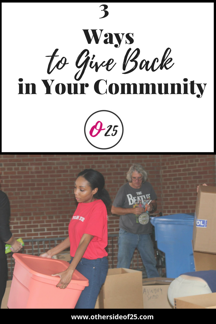 looking to give back in your community? these volunteer ideas will