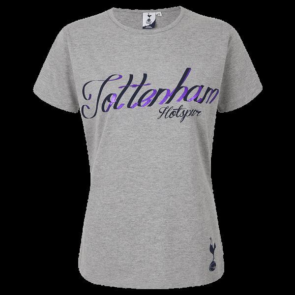 Tottenham Hotspur FC Offizielles Merchandise Herren T-Shirt mit Printmotiv