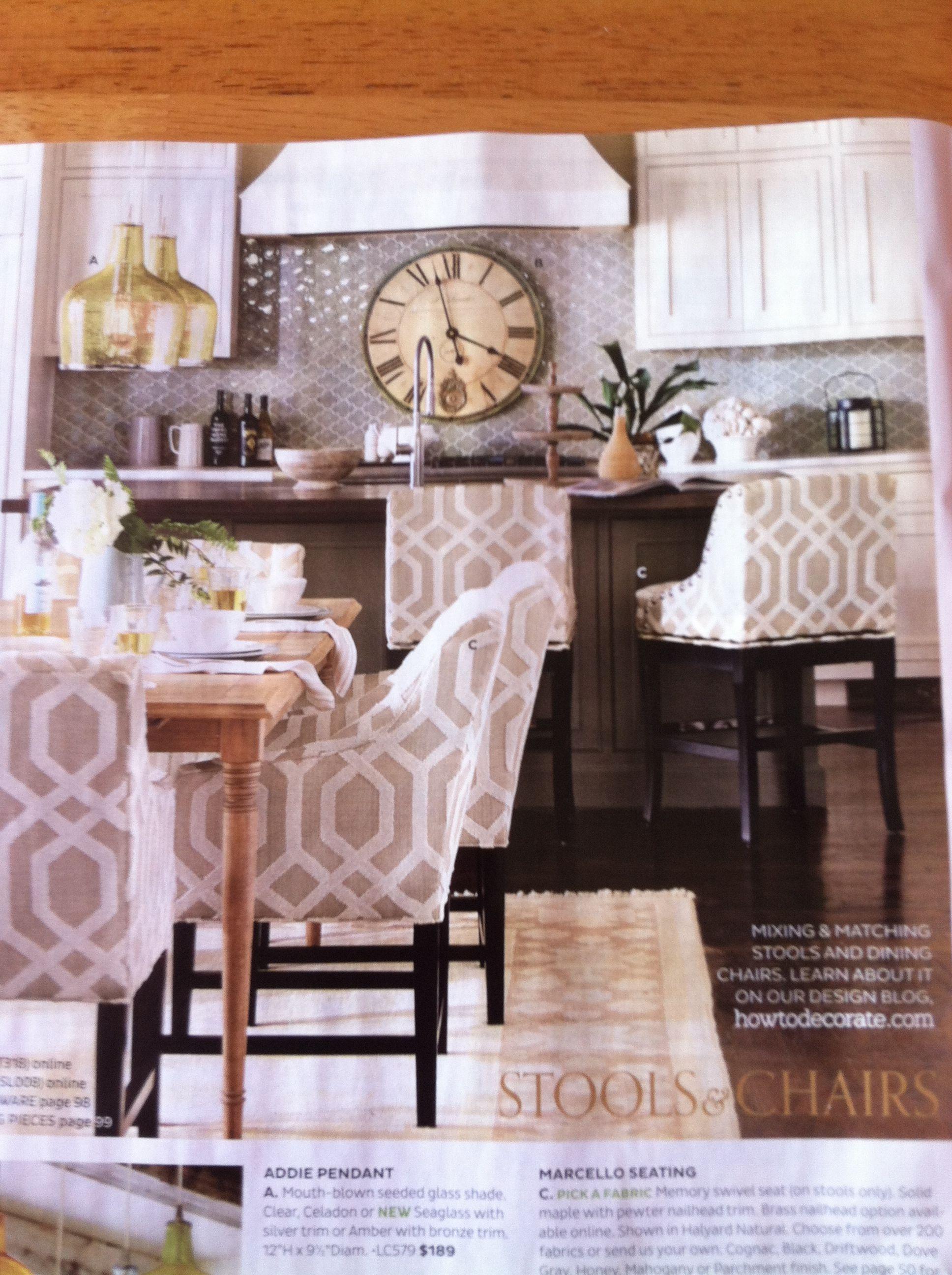 My dream kitchen from Ballard Designs:) | Dining chairs ...
