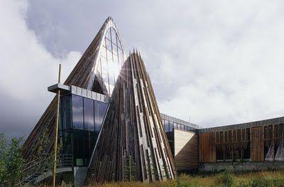 El reconocimiento a la arquitectura contemporánea en Noruega