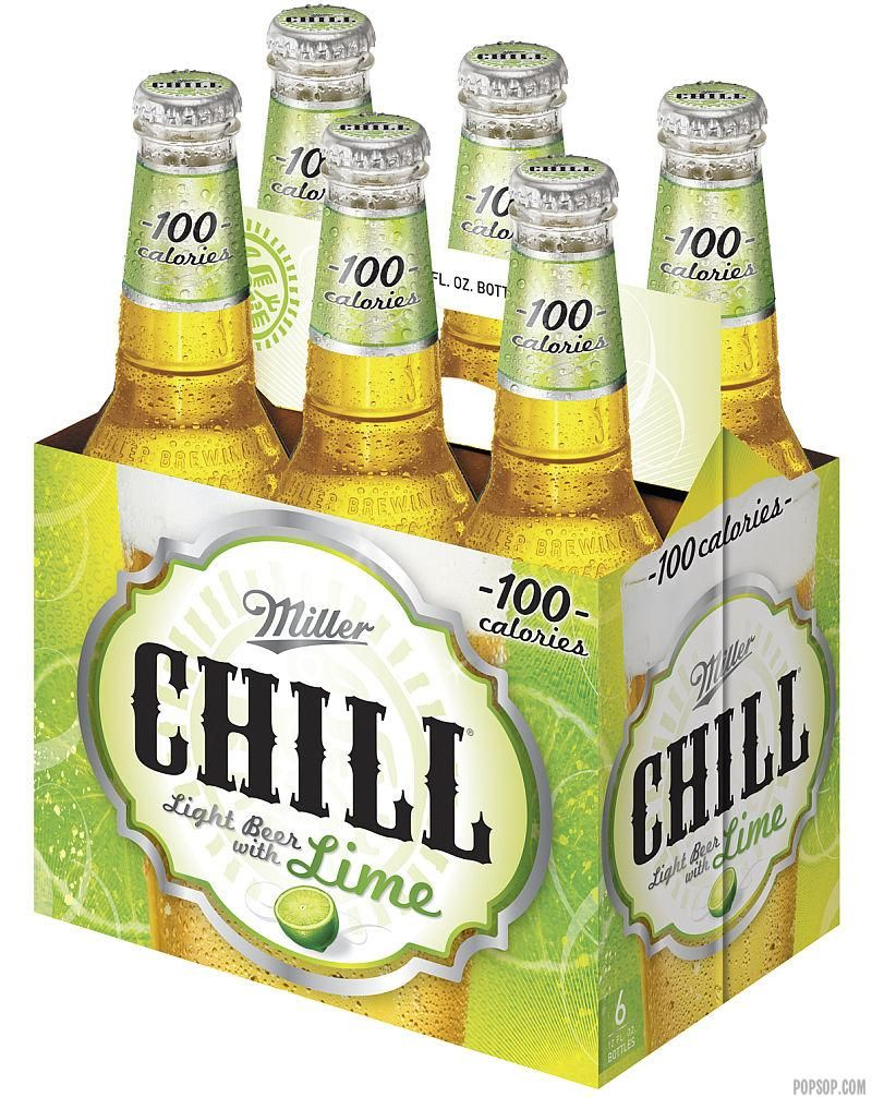 How many calories are in the chill