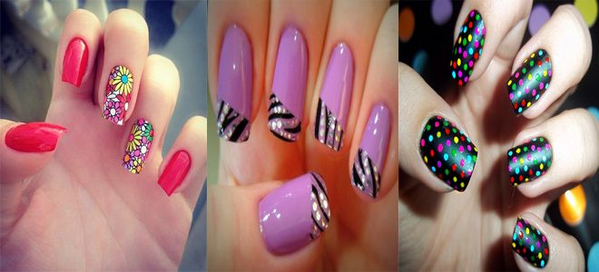 How To Decorate Your Nails With Different Designs Nail Art