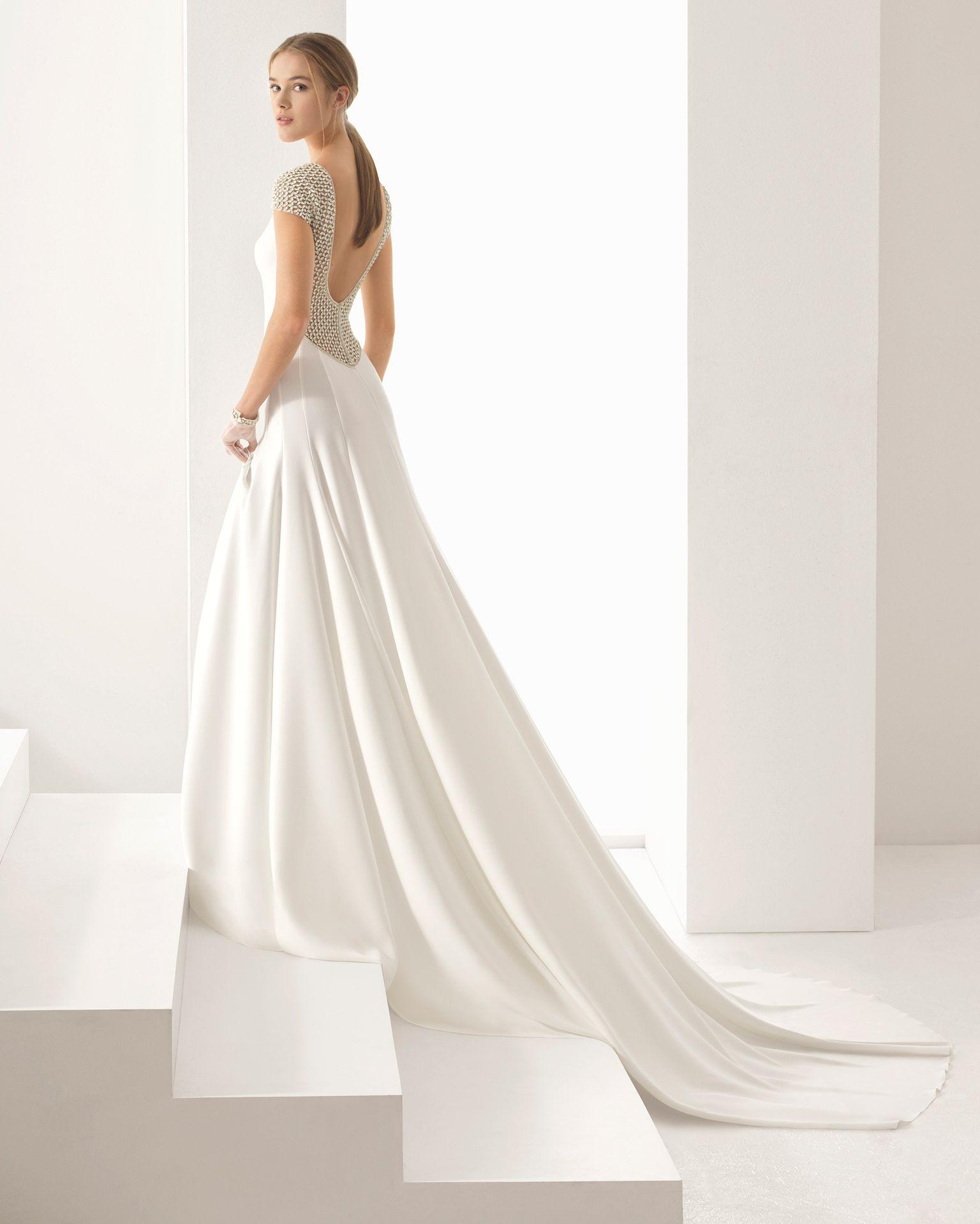 ecf45d4e94da PAT - Коллекция свадебных платьев 2018 г. Коллекция Rosa Clará ...