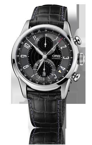 Oris RAID 2012 Chronograph Limited Edition - 01 677 7603 4084-Set LS - Oris RAID - Oris - Purely mechanical Swiss watches.