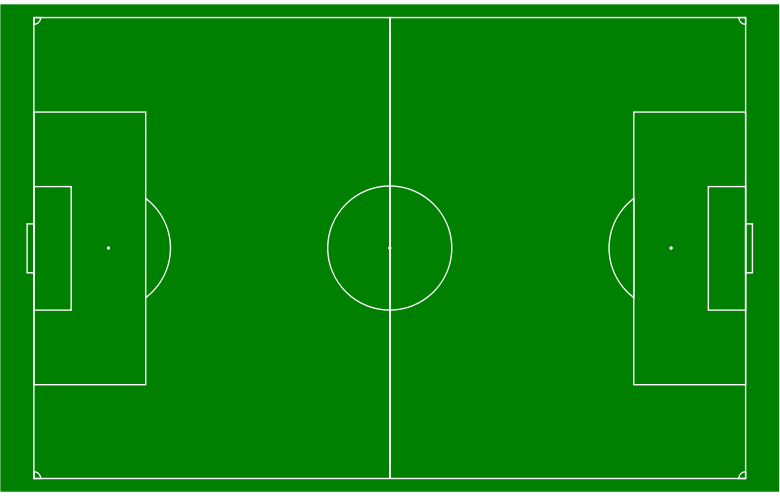 File Soccer Field Empty Svg Football Pitch Football Field Soccer Field