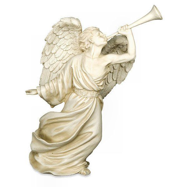 angel gabriel blowing horn - Google Search | Artwork ...
