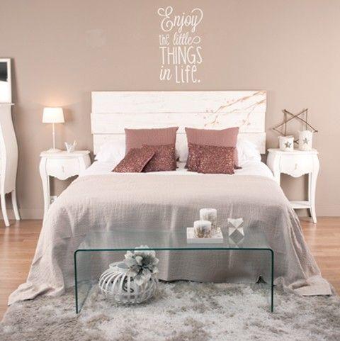 Un cabecero distinto cabecero dormitorio y decoraci n - Kenay home cabeceros ...
