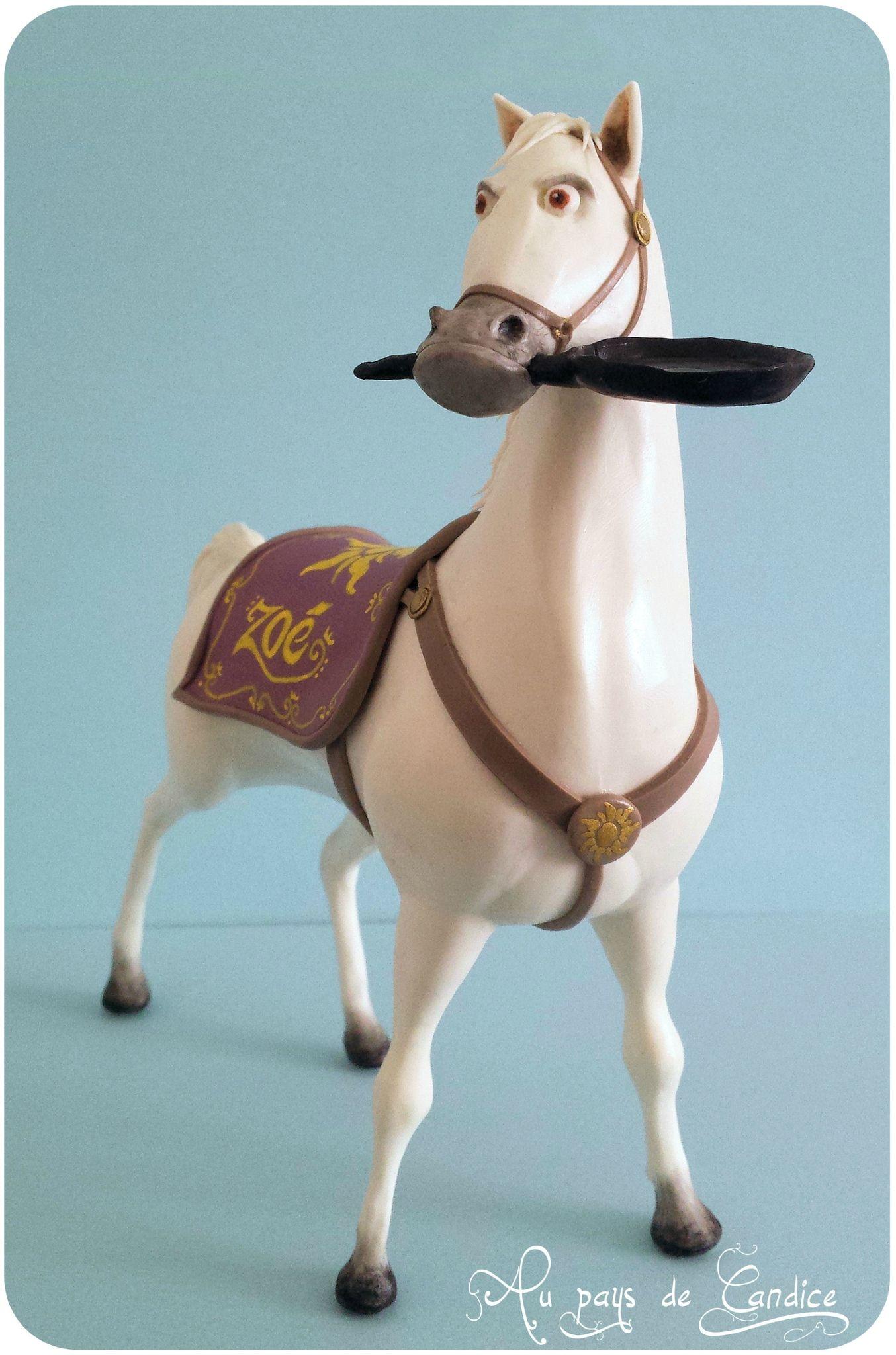 Maximus modelage au pays de candice mes modelages - Maximus cheval raiponce ...