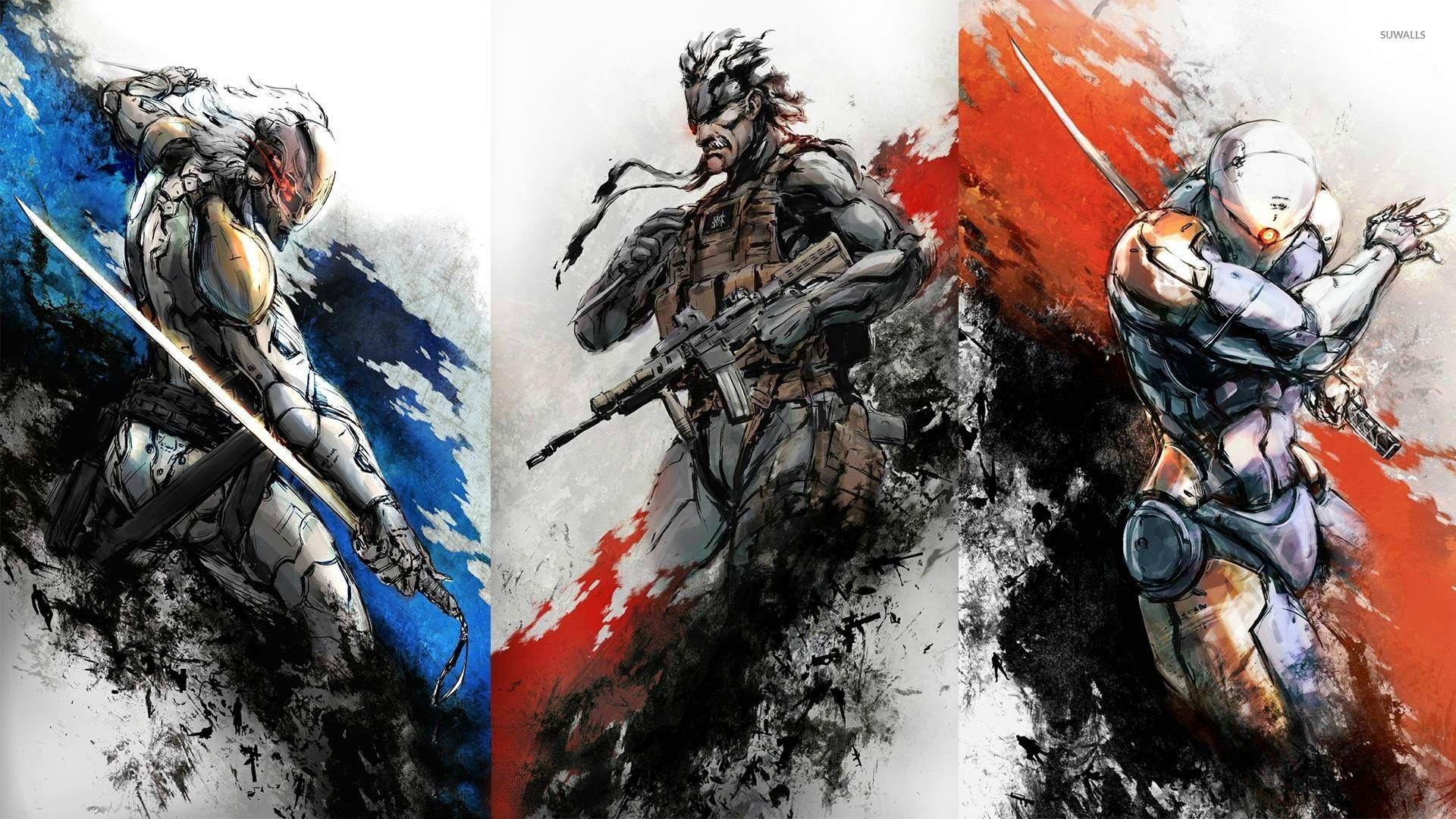 Metal Gear Solid wallpapers HD Wallpapers Pinterest Metal