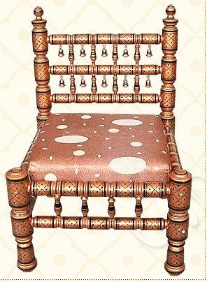 Traditional Indian Chair