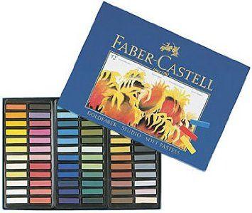 Faber-Castell Creative Studio Soft Pastels Box 72