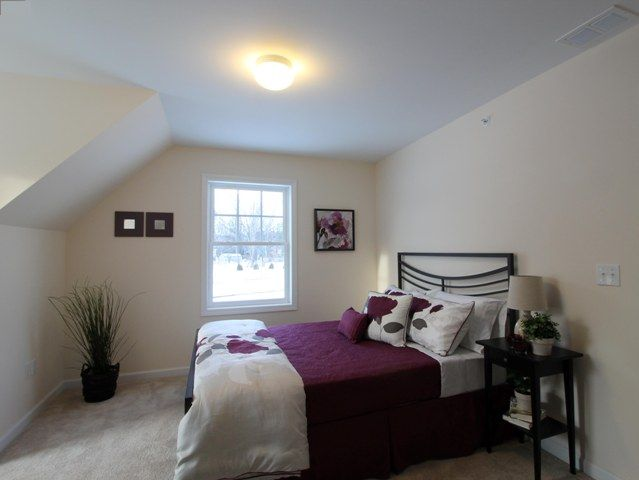 The Merwin Second Floor Bedroom at The Villages at Poquonock   Windsor, CT