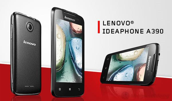Disponibile il Lenovo A3900, uno smartphone low cost a 80 dollari Mondocellulare.Net |