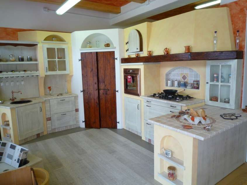 Le Cucine In Muratura House Plans Home Home Decor