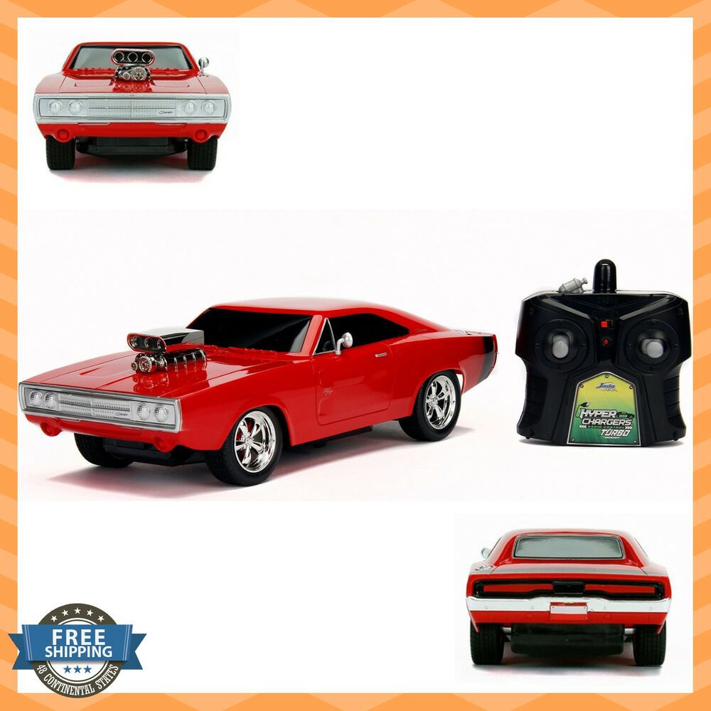 1 16 Rc 1970 Dodge Charger Remote Control Muscle Toy Car For Kids And Adults Jadatoys Toy Cars For Kids Muscle Toys Toy Car