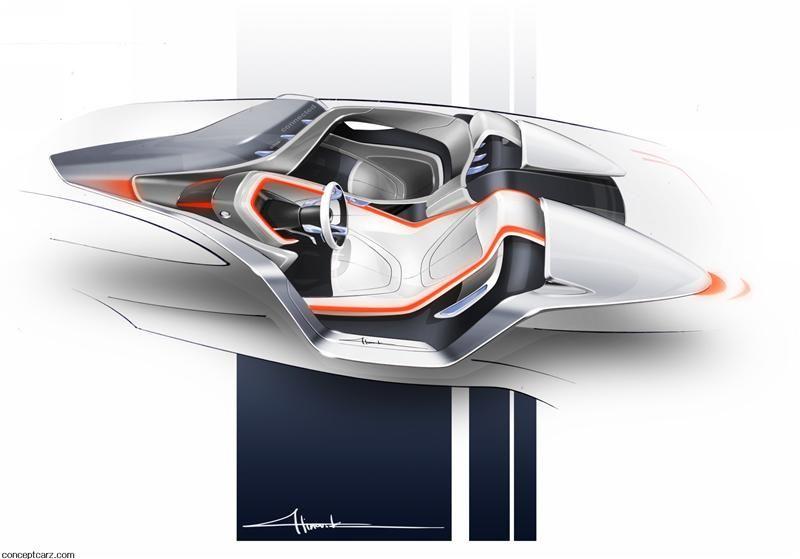 2011 BMW Vision ConnectedDrive Concept Image | CARDESIGN / INTERIOR ...