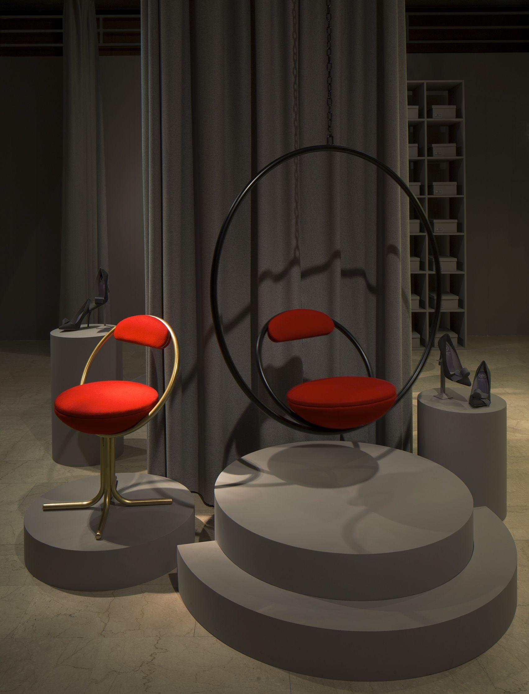 The Department Store | Hanging Hoop & Hoop Dining Chair | #LeeBroom