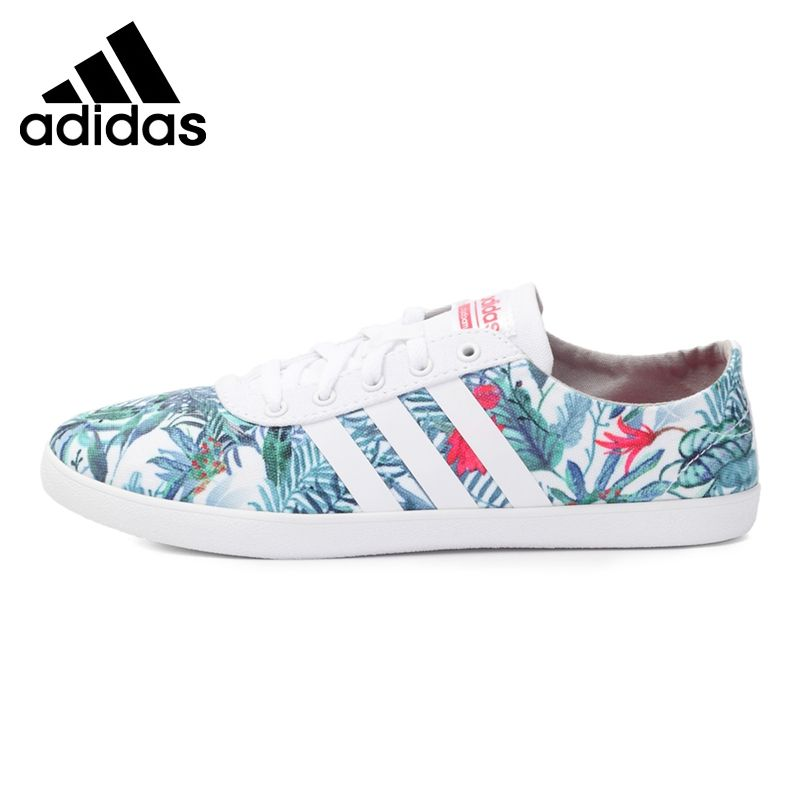the latest ec07d aa81b Original New Arrival 2017 Adidas NEO Label CF QT VULC W Women s  Skateboarding Shoes Sneakers