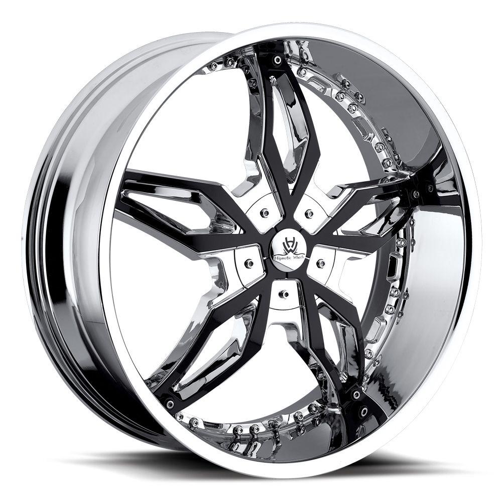 Used Car Rims >> Hipnotic Maki Wheels Rims For Cars Chrome Wheels Custom