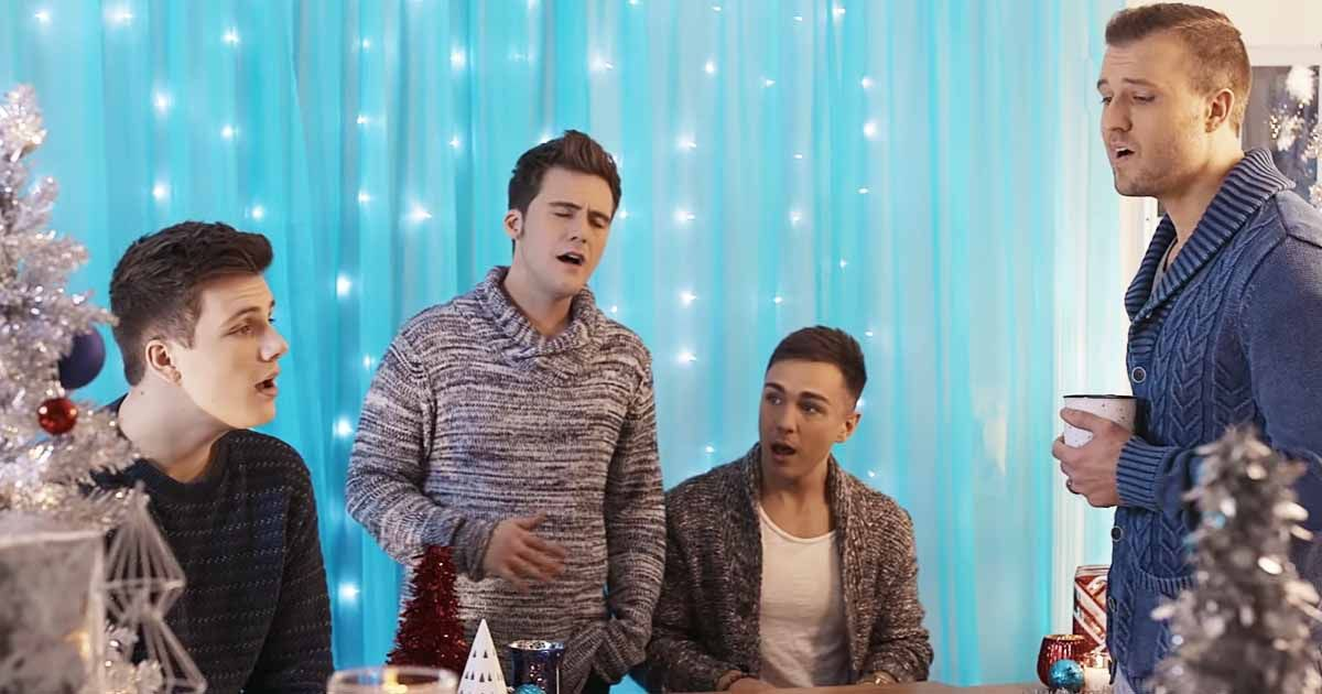Anthem Lights Performs An Amazing Christmas Carol Mashup Anthem