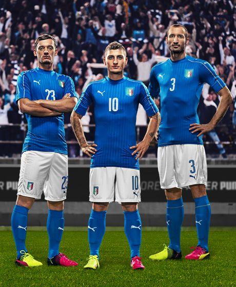 puma team italia collection