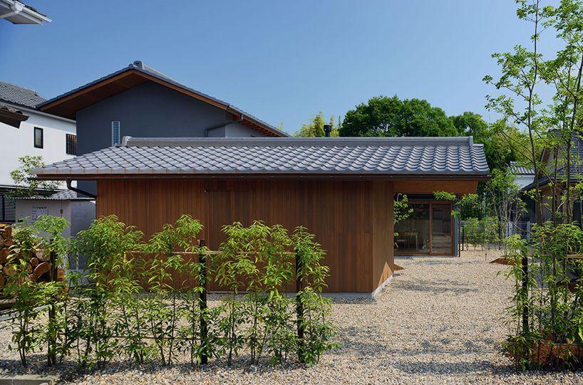 mega dai nagasaka house in nijyooji japan designboom