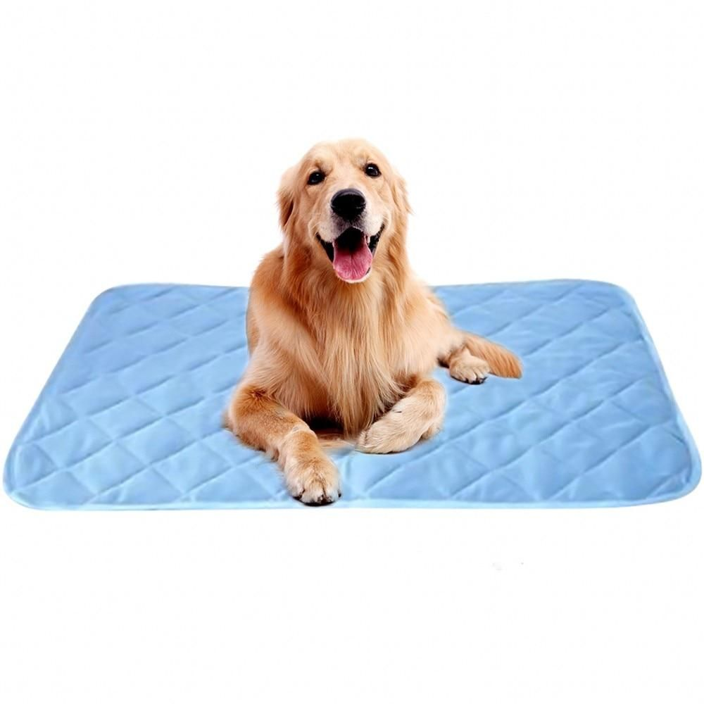 Pet Mat Ice Pad 100x70cm Large Size Great Size For Most Pets Dog Cooling Mat Dog Bed Mat Dog Pet Beds
