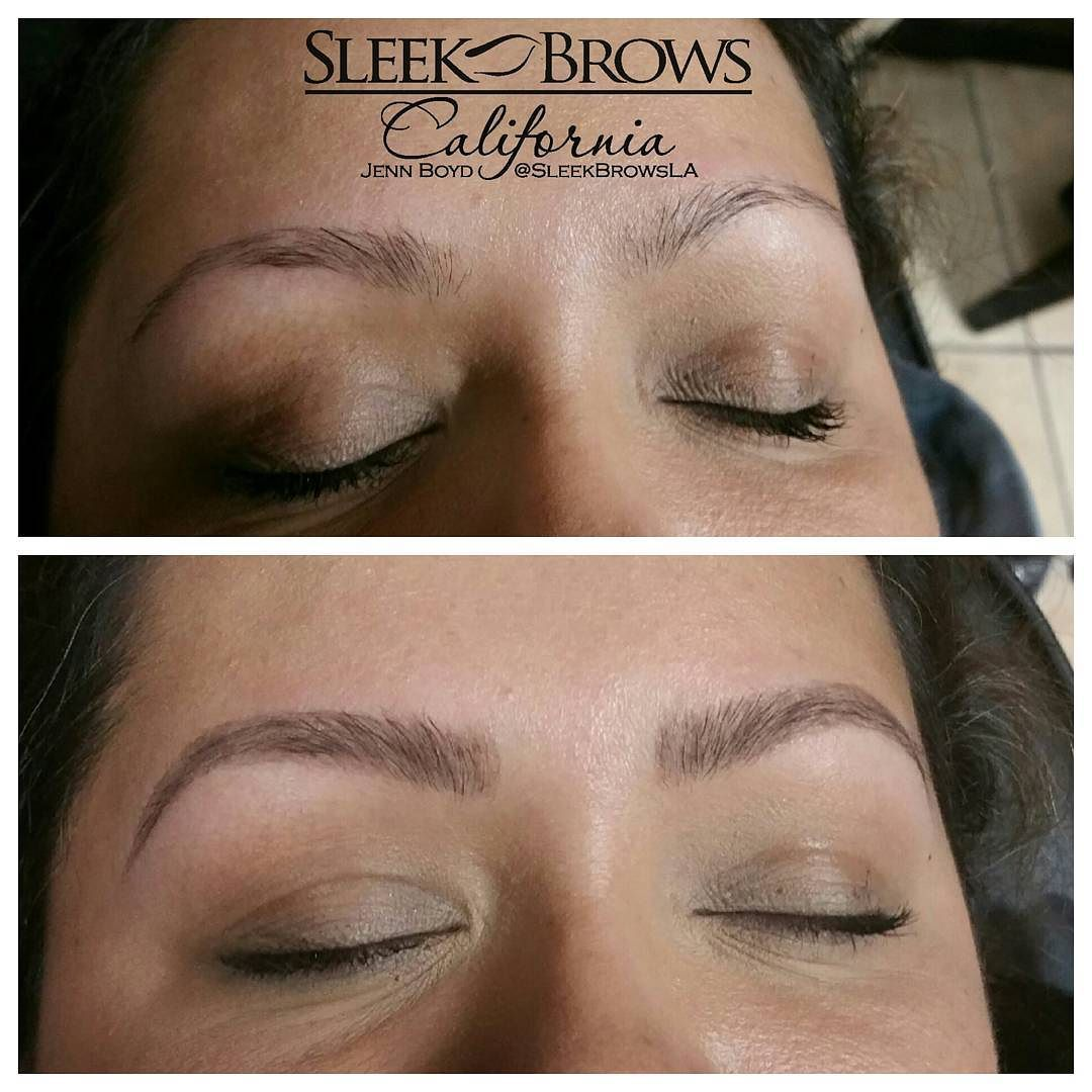 Sleek Brows That Wow This Client Get Our Specialized Sculpt Every