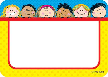 Free printable name tags for kidsfun coloring fun for Free name tag templates for kids