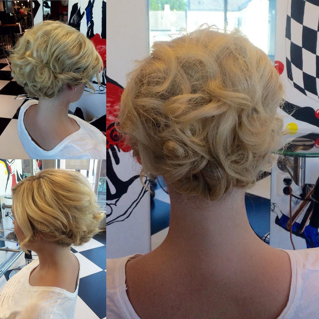 20 Gorgeous Prom Hairstyle Designs For Short Hair Prom Hairstyles 2020 Womens Hairstyles Hair Styles Medium Hair Styles