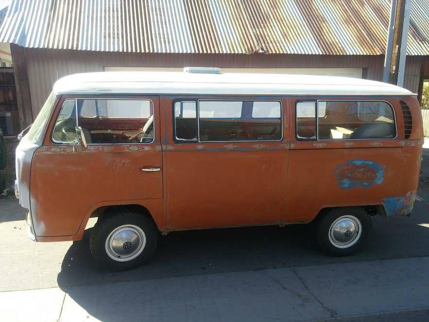 1969 Conversion Project Prescott Az Vw Bus Camper Vw Bus Bus Camper