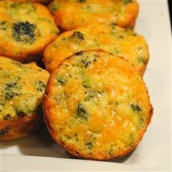 Broccoli Corn Muffins