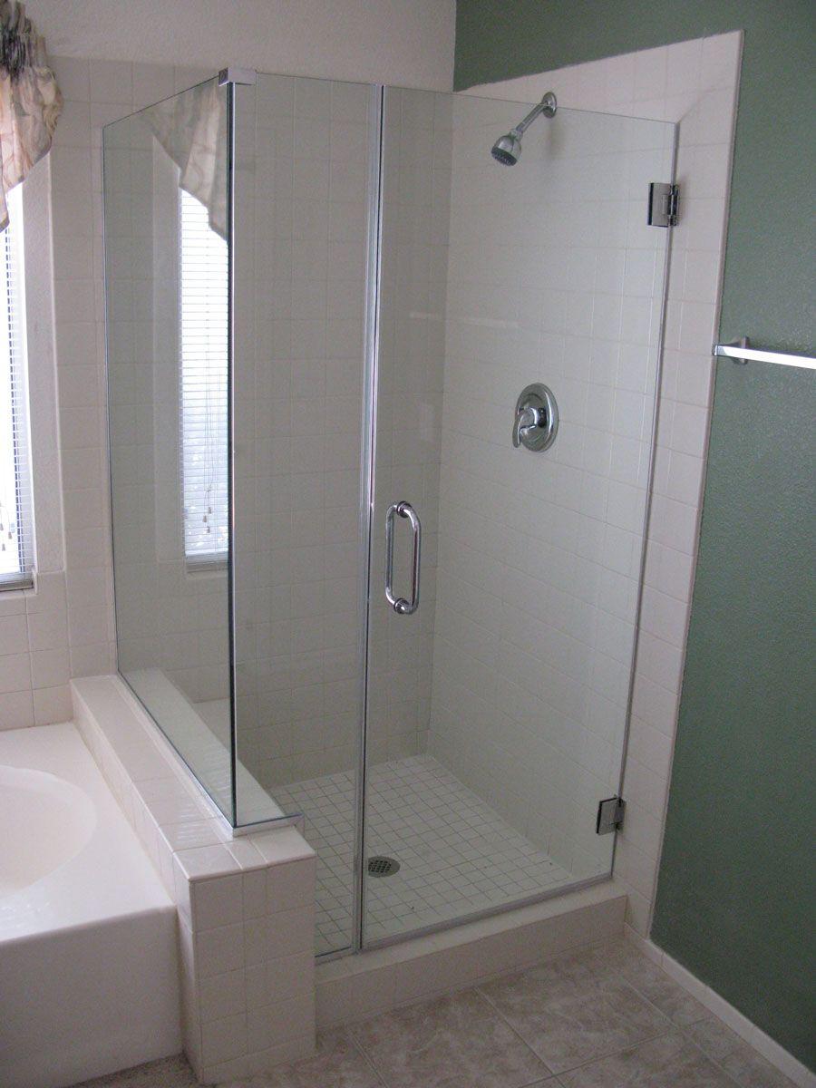 Fibergl Shower Enclosures By A Cutting Edge