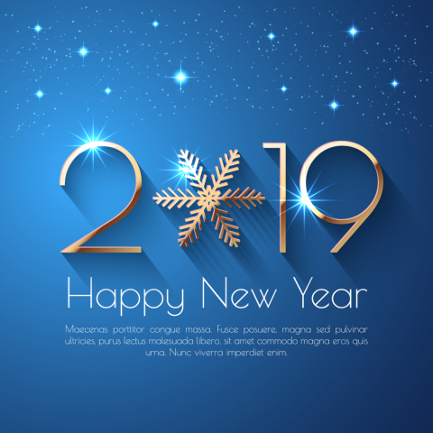 This Is Happy New Year 2019 Wish Image Hd Cb 2019 Happy New Year