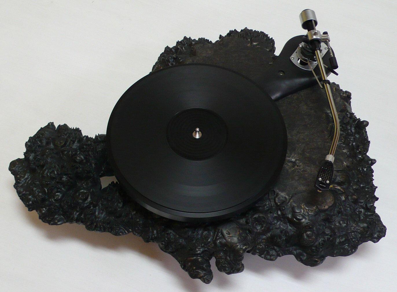 Audiowood Custom Turntable