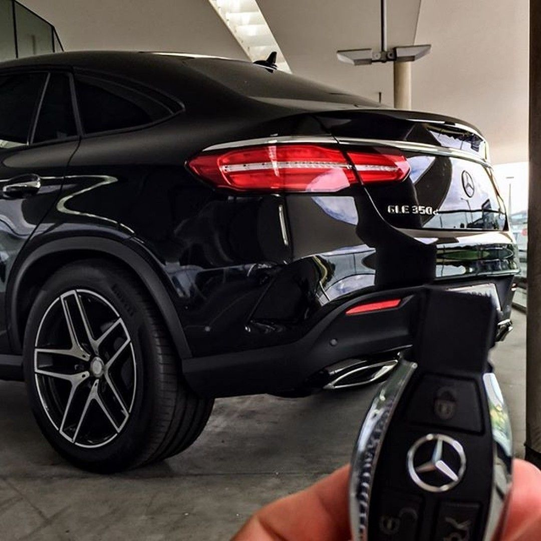 Where Would You Go With The Brand New Mercedes Benz Gle Photo By
