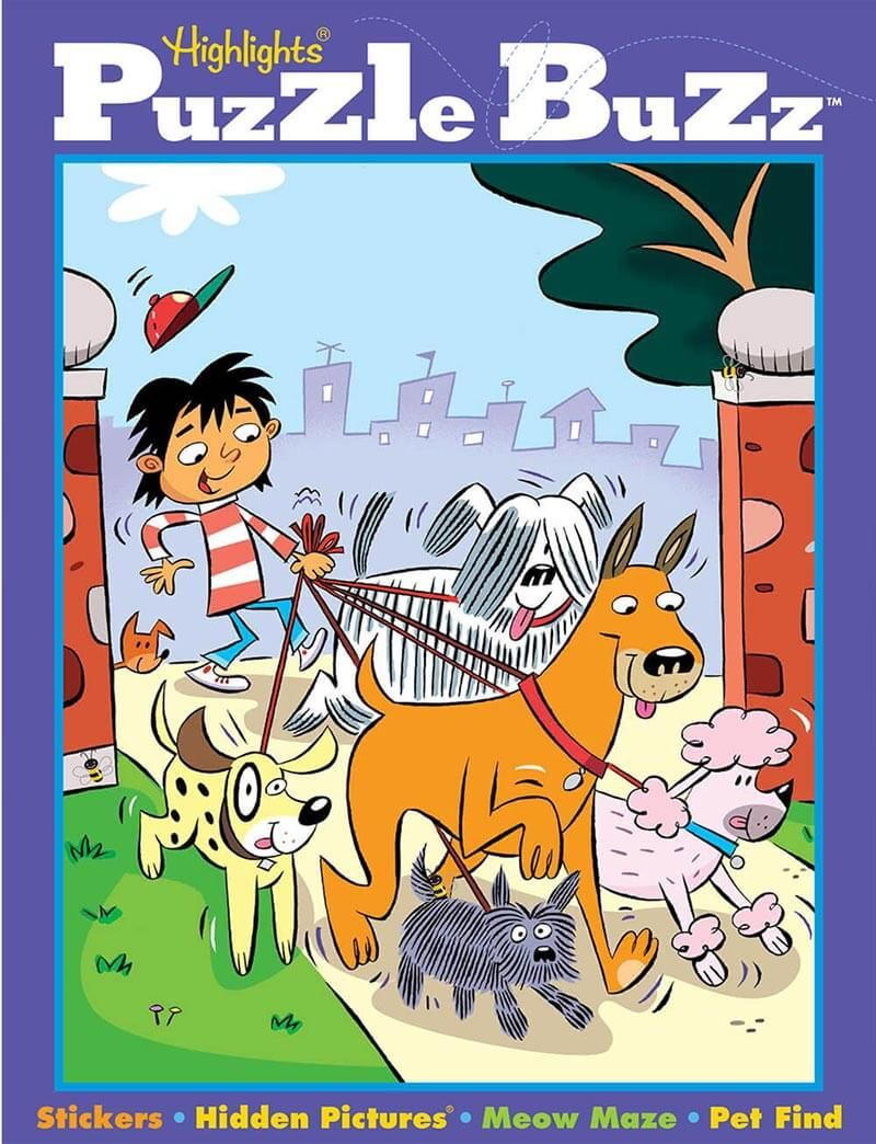 puzzle buzz puzzle books for kids u0026 book club highlights