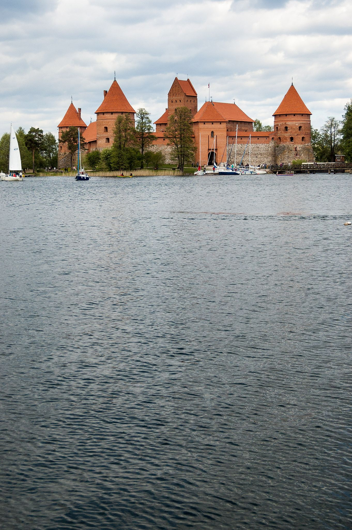 https://flic.kr/p/nsB9Q7 | Baltic Trip of Raccoon Pedro | Lithuania | Trakai Island Castle | Baltic Trip 2014. Photo by World Wide Gifts (www.world-wide-gifts.com). See more about Raccoon Pedro's travelling at instagram.com/worldwide_souvenirs/