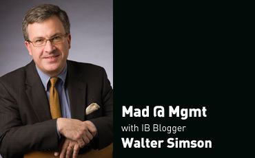 Walter Simson with Mad@Mgmt