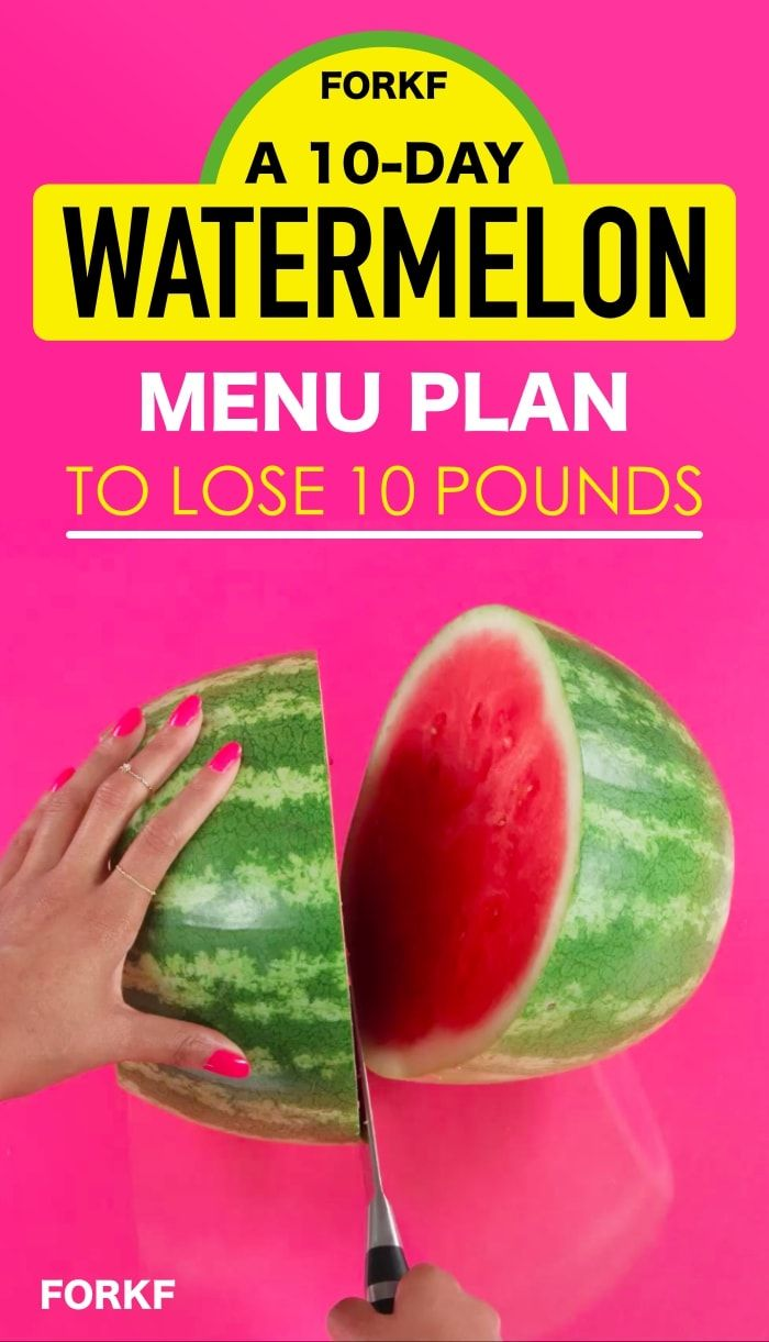 What Is Watermelon Diet And What Are Its Benefits