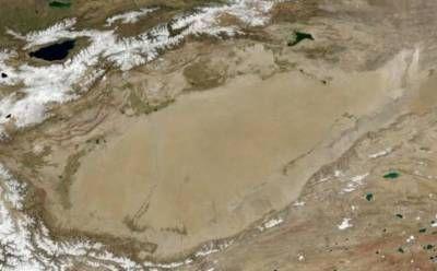 Découverte en Chine d'un océan souterrain http://www.les-voies-libres.com/articles/decouverte-en-chine-d-un-ocean-souterrain