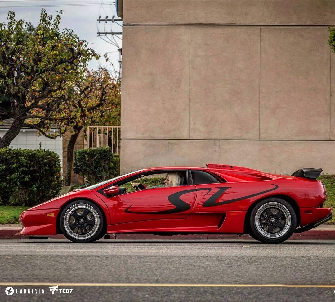 Lamborghini Diablo Sv Lamborghini Lamborghini Diablo