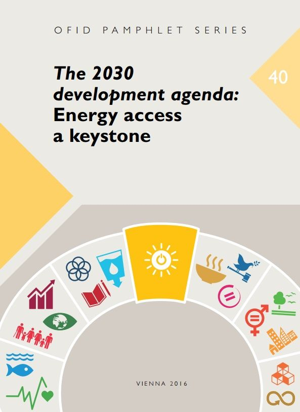 This publication attempts to unpick the challenges of Agenda 2030 - agenda examples