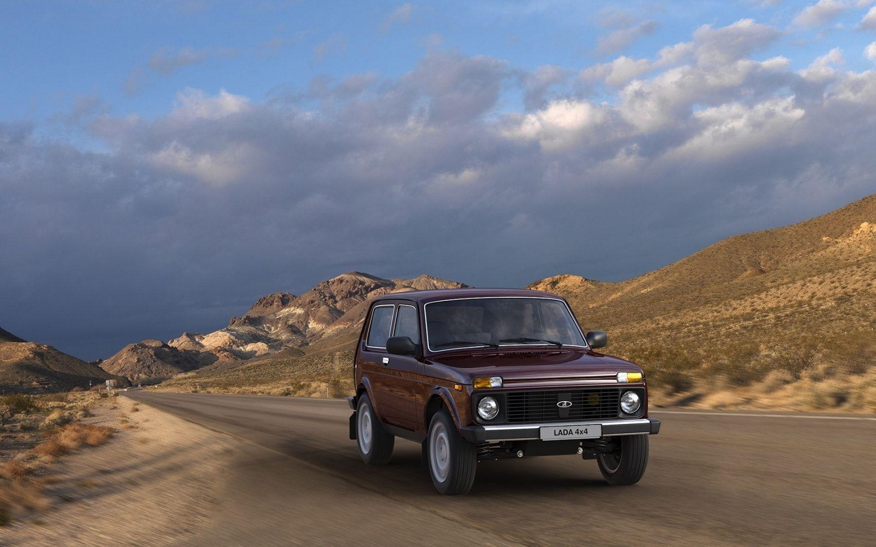 1er grand SUV (ex aequo) le moins cher : Lada 4x4 : Les voitures les moins chères - Linternaute