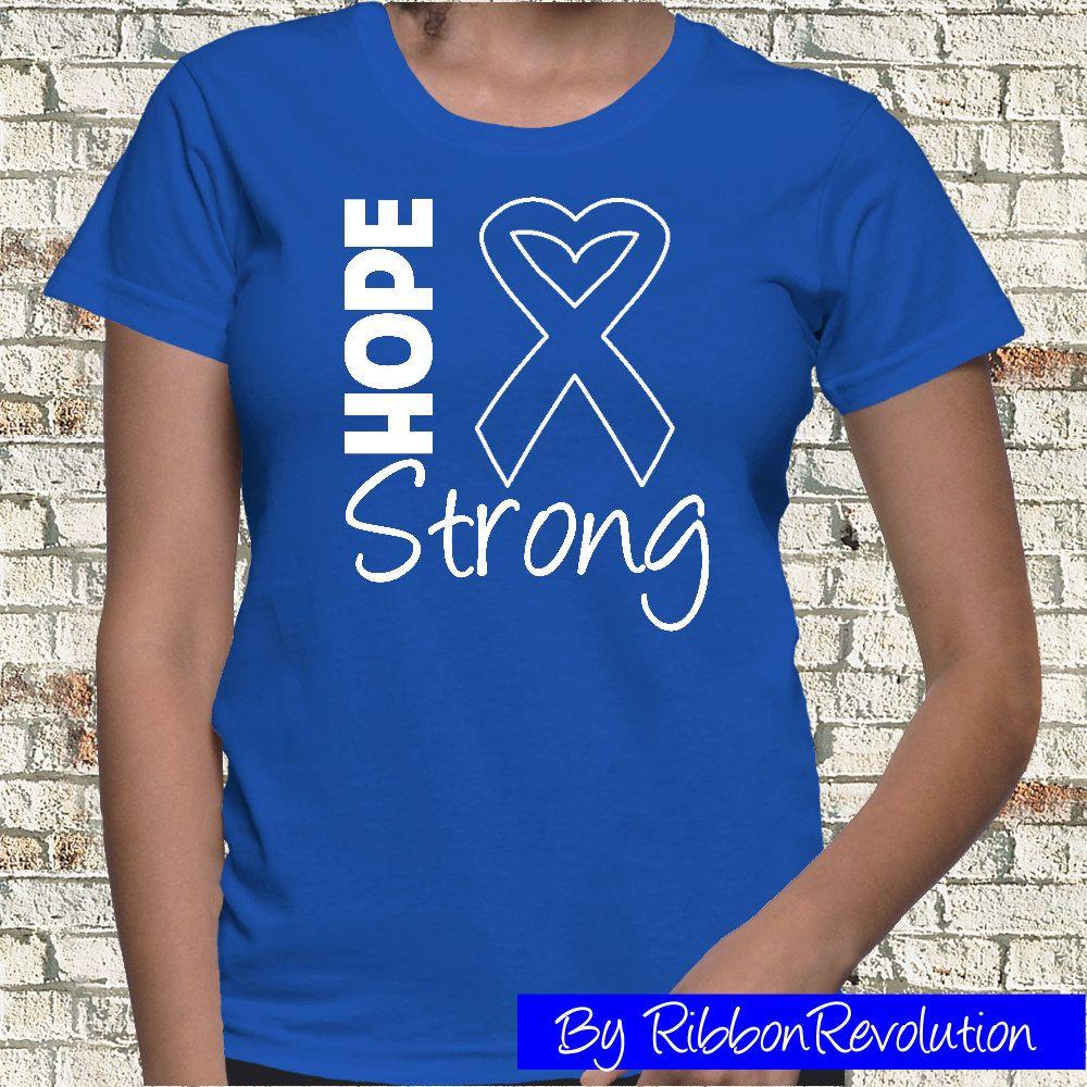 inktastic Colon Cancer Awareness Walk Baby T-Shirt